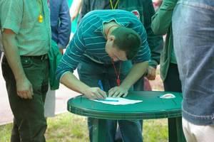 Podpisy pod petycją do Premiera