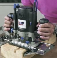Frezarka górnowrzecionowa FBF-1200 marki Ferm to urządzenie o bardzo szerokim i uniwersalnym zakresie zastosowań