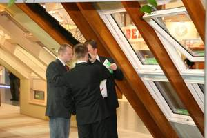 Targi stworzą szansę producentom okien, drzwi, bram i fasad do zapoznania się z najnowszą ofertą rynku.