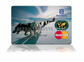 Karta kredytowa HUSQVARNA