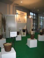 Wystawa ekologicznego paliwa z biomasy