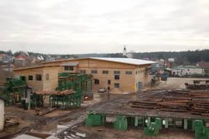 Tartak Płociczno – szwedzka linia Söderhamn Eriksson