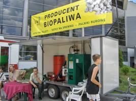 """Producenci biopaliw pokazują jak sprawdzają się ich produkty """"w akcji"""""""