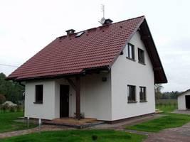 Dom szkieltowy wg projektu Groszek