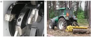 Nowo opracowane narzędzia stosowane w przemyśle drzewnym