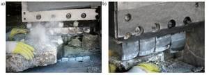 Próby eksploatacyjne narzędzi łupiarskich do produkcji kostek granitowych