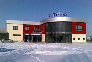 Siedziba firmy w Niepołomicach