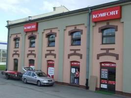 Nowy sklep Komfortu w Krakowie