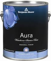 AURA® EGGSHELL WATERBORNE INTERIOR PAINT 524
