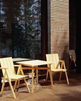 Olejowanie chroni drewno narażone na działanie czynników atmosferycznych