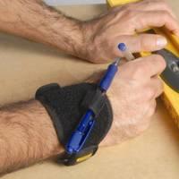 Rzep służy do przytrzymywania przedmiotów wykonanych z materiałów, których nie przyciąga magnes