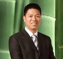 Lin Zuojun - założyciel i prezes Asian Bamboo