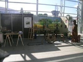 Stoisko Muzeum na Targach DREMA 2005