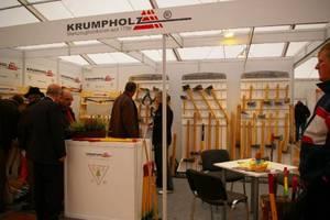 Siekiery i sprzęt do prac leśnych firmy Krumpholz