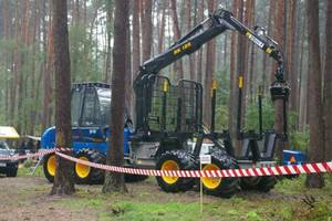 Forwarder Rottne