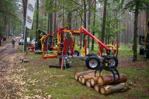 ... oraz inny sprzęt do prac leśnych