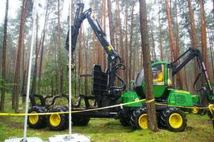 Forwarder John Deere 1010E