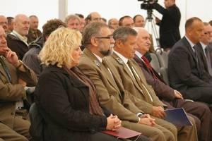 Wśród zaproszonych gości byli m.in. przedstawiciele LP, władz wojewódzkich i samorządowych oraz stowarzyszeń skupiających przedsiębiorców