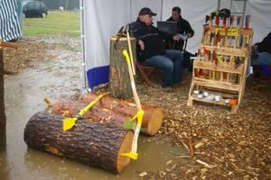 Ochsenkopf oferuje również drobny sprzęt do pracy w lesie