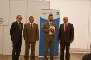 Złoty Medal MTP dla BULiGL oddział w Brzegu
