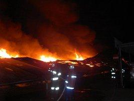 Akcja strażaków trwała ponad 22 godziny