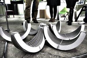 Kula piknikowa - Zwycięski projekt nagrodzony przez firme Pfleiderer