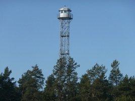 Wieża obserwacyjna - dostrzegalnia