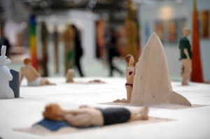 Wystawa Cuda z drewna