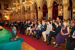 450 gości z 20 krajów uczestniczyło w ceremonii przyznania nagród za innowacje w przemyśle drzewnym