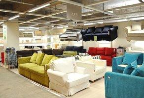 Podróbka sklepu IKEA w Kunming