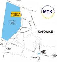 DREMASILESIA – MEBELTECHEXPO 2011 - Mapa dojazdu