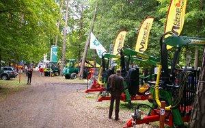 Targi Leśne Rogów 2011