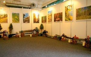 Wystawa przygotowana przez Muzeum Leśnictwa w Gołuchowie