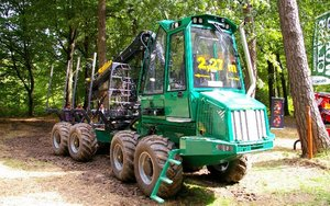 Forwarder Gremo 1050F