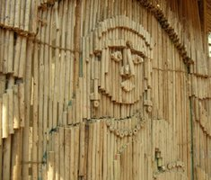 Brama bambusowa