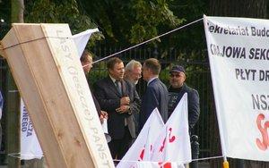 Przedstawiciele protestujących zaproszeni zostali na rozmowy do Kancelarii Premiera
