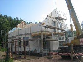 Budowa domu prefabrykowanego