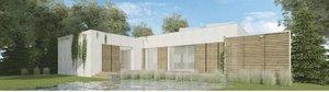 Wyróżniony projekt: Ekologiczny dom dostępny
