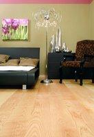 Aranżacje pokoju z podłogą jesionową