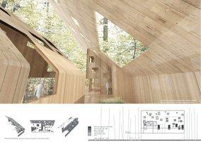 Porous House - projekt Jun Shibata nagrodzony w pierwszej edycji konkursu