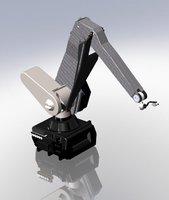 Robot lakierniczy SERIA R2006 firmy Epistolio