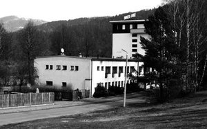 Hotel Koliba - stan obecny