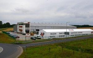 Nowa siedziba JAF Polska w Gądkach k.Poznania