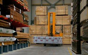 Dzięki inwestycji JAF Polska może błyskawicznie kompletować zamówienia klientów...