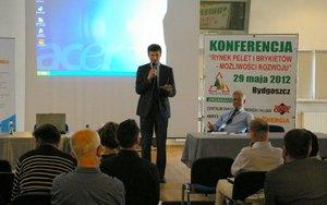 """Konferencja """"Rynek pelet i brykietów - możliwości rozwoju"""""""
