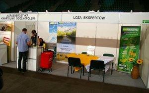 Targi PELLETS-EXPO stoiska w Hali Łuczniczka