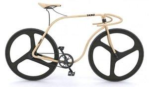 Thonet Bike - rower z drewna giętego parą