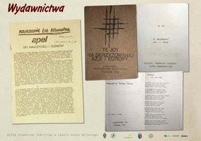 Otwarcie wystawy - Byłem studentem leśnictwa w czasie stanu wojennego