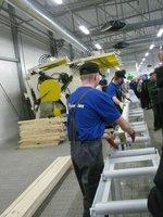 Uroczystość otwarcia nowej hali produkcyjnej w Dziemianach
