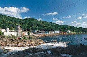 Fabryka parkietów firmy Boen w Norwegii